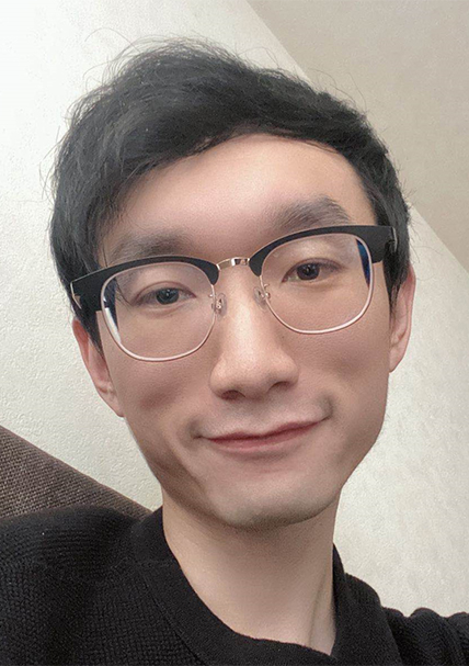 郭 柄霖 学術研究員(特任助教)